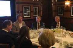 HPO breakfast meeting London for Managing Directors and CEOs