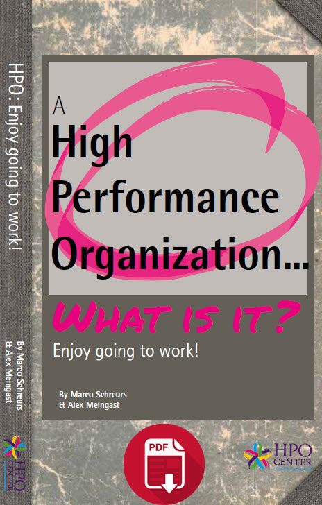 The High Performance Organization (HPO) Framework - HPO Center