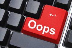 Bedrijfscultuur waar fouten maken mag