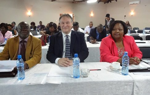 Bringing the HPO Framework to the Zambian Government (presentation)