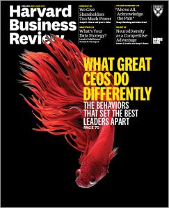 The Error at the Heart of Corporate Leadership - Harvard