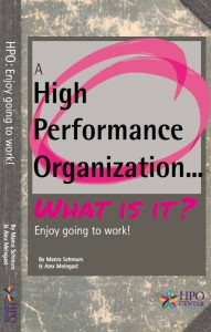 A High Performance Organization - What is it