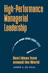 High-Performance Managerial Leadership