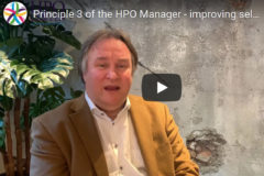 princile 3 of the HPO Manager